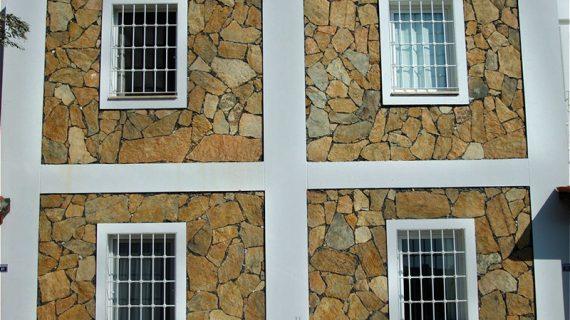 Doğal Taşların Yapı Malzemesi Olarak Kullanılması
